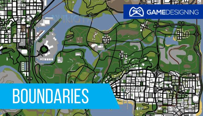 Video Game Level Design - Boundaries
