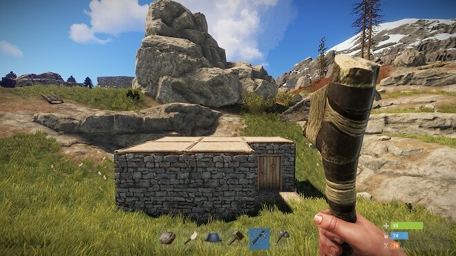 PC World-Building Game - Rust