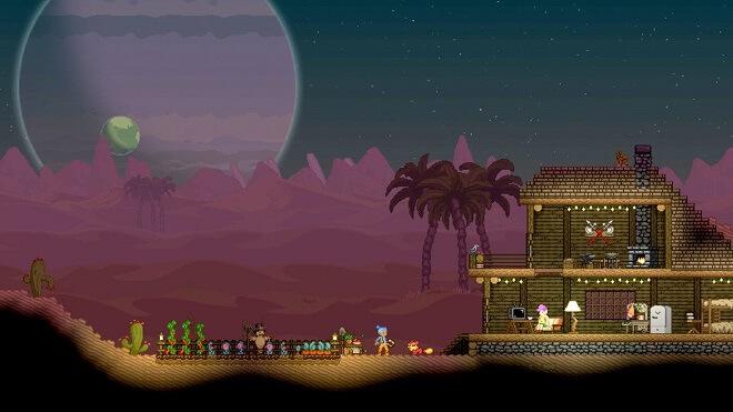 PC World-Building Game - Starbound