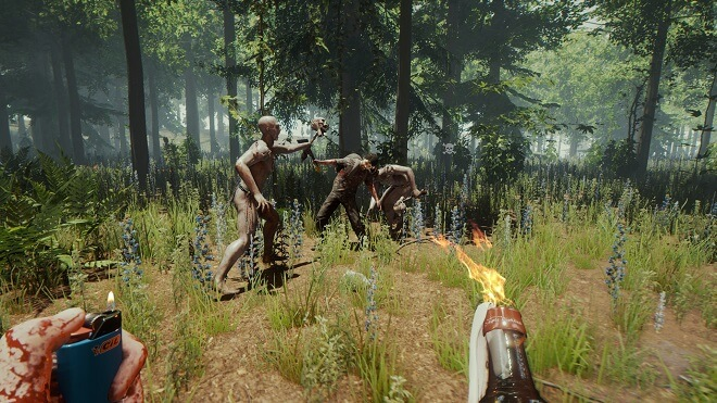 PC World-Building Game - The Forest