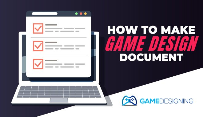 How to make game design document
