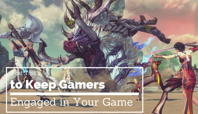 maintaining player engagement in games