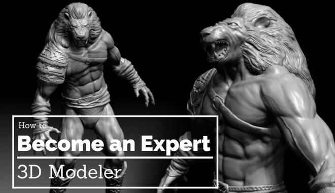 How to Become an Expert 3D Modeler | Beginner's Guide