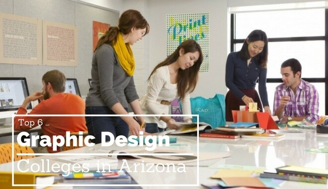 arizona graphic design schools