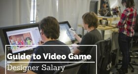 Video Game Design Salary Guide