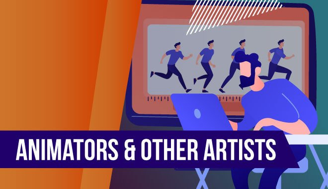 Video Game Job - Animators and Other Artists