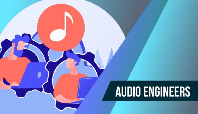 Video Game Job - Audio Engineers
