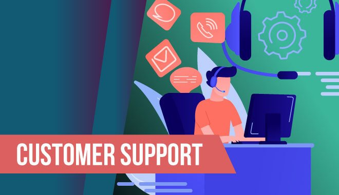 Administrative Job - Customer Support