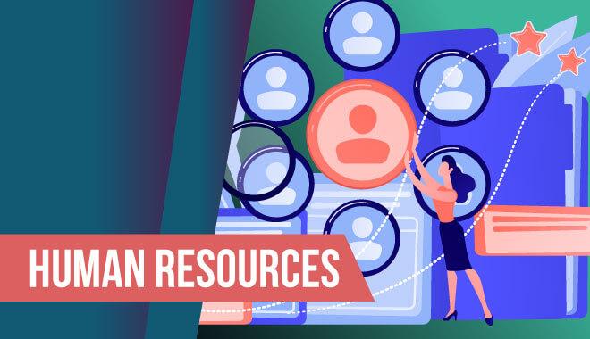 Administrative Job - Human Resources
