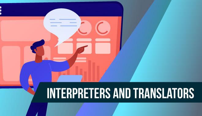 Video Game Job - Interpreters and Translators