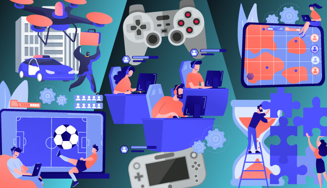 Video Game Jobs