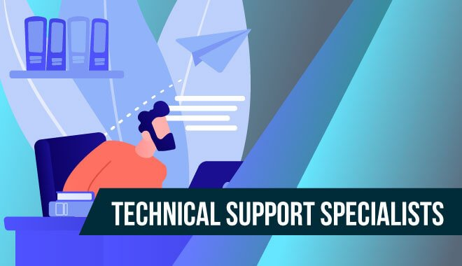 Video Game Job - Technical Support Specialists