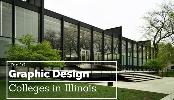 illinois best graphic design colleges