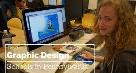 best pennsylvania graphic design colleges