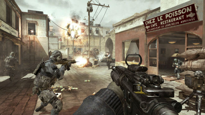 call of duty modernwarfare 1