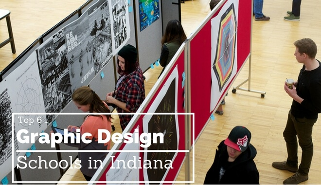 indiana graphic design colleges
