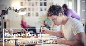 massachusetts graphic design schools