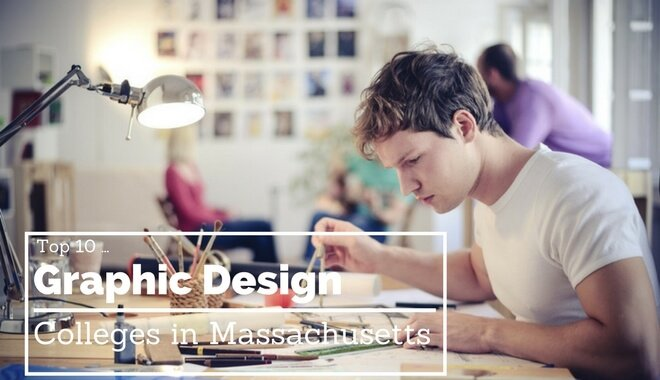 massachusetts graphic design schools