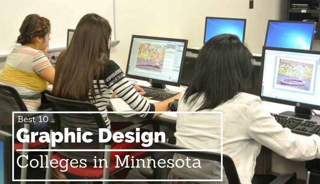 minnesota graphic design colleges