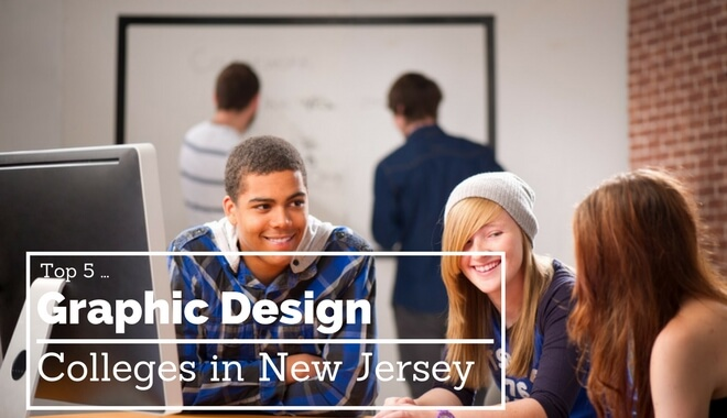 new jersey best graphic design schools