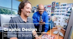 north carolina graphic design colleges