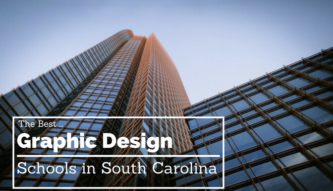south carolina graphic design colleges