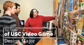 university of southern california game design major review
