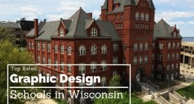 wisconsin top graphic design colleges