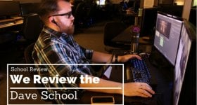 We Review The DAVE School