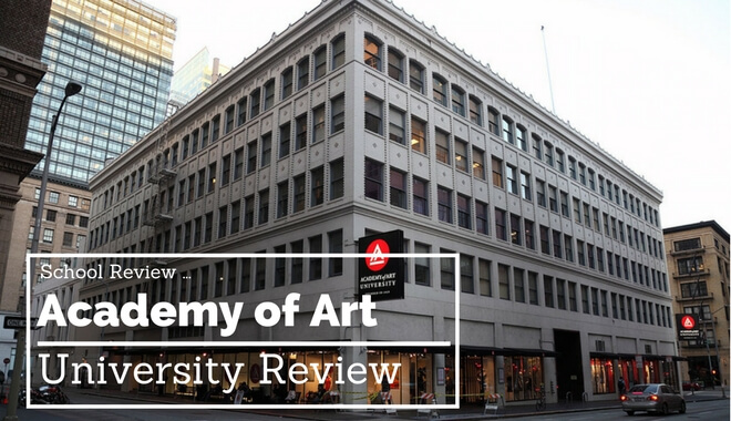 review of academy of art university