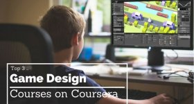 Top 3 Game Design Courses on Coursera