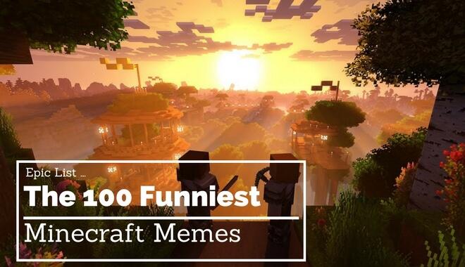 best minecraft memes 2020