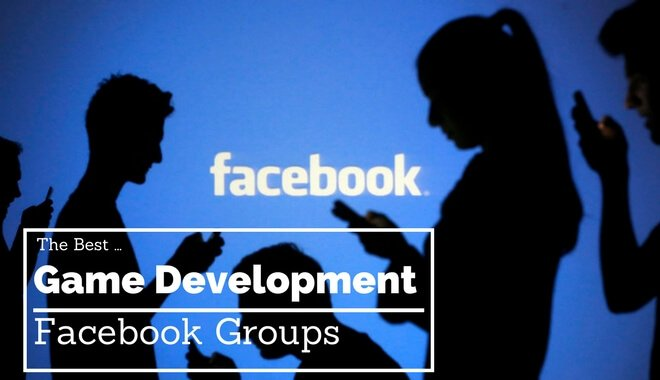 top game development facebook groups