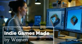 top indie games made by women