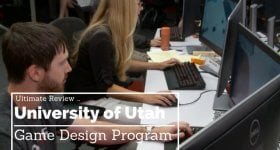 university of utah game design program review