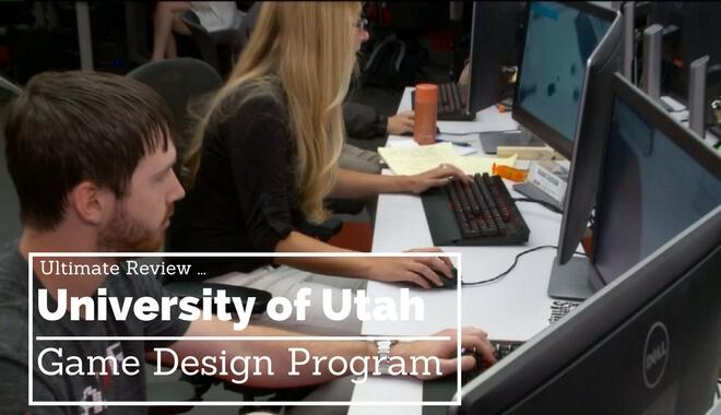 university of utah game design program review