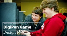 Review of DigiPen's Game Design Program