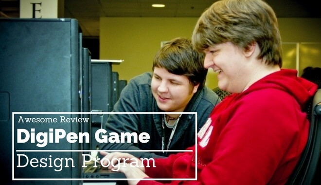 DigiPen game design program review