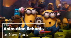 best new york animation colleges