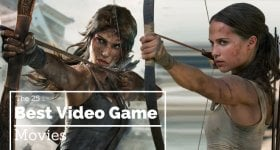 movies based on video games
