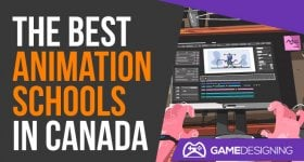 Animation Colleges - Canada