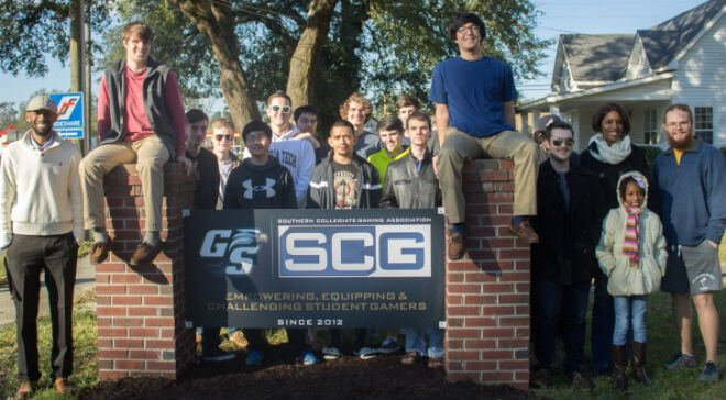 Georgia Southern University esports program