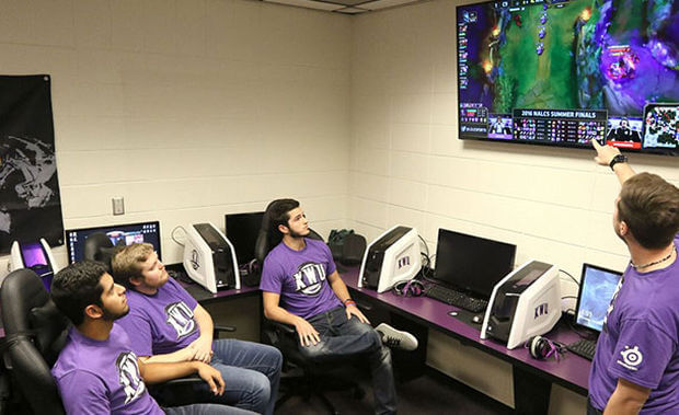 Kansas Wesleyan University esports program