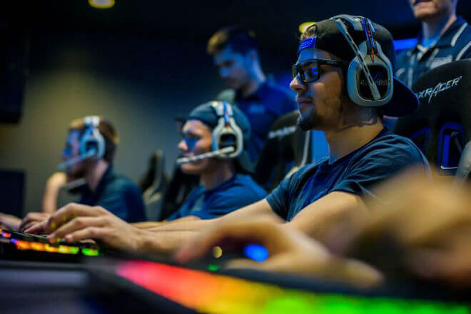 Texas Wesleyan University esports program