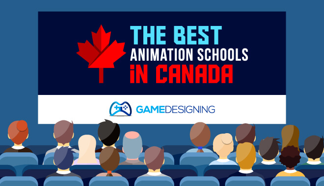 The Best Animation Schools in Canada