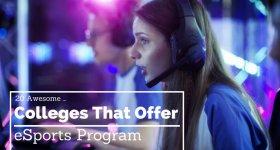 eSports Colleges