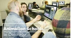 top colorado animation colleges