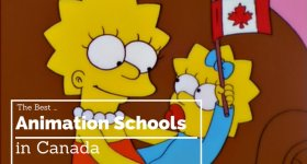 best canada animation schools