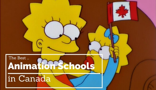 The Best Animation Schools in Canada | 2019 Reviews