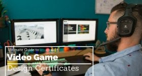 What is a Video Game Design Certificate?
